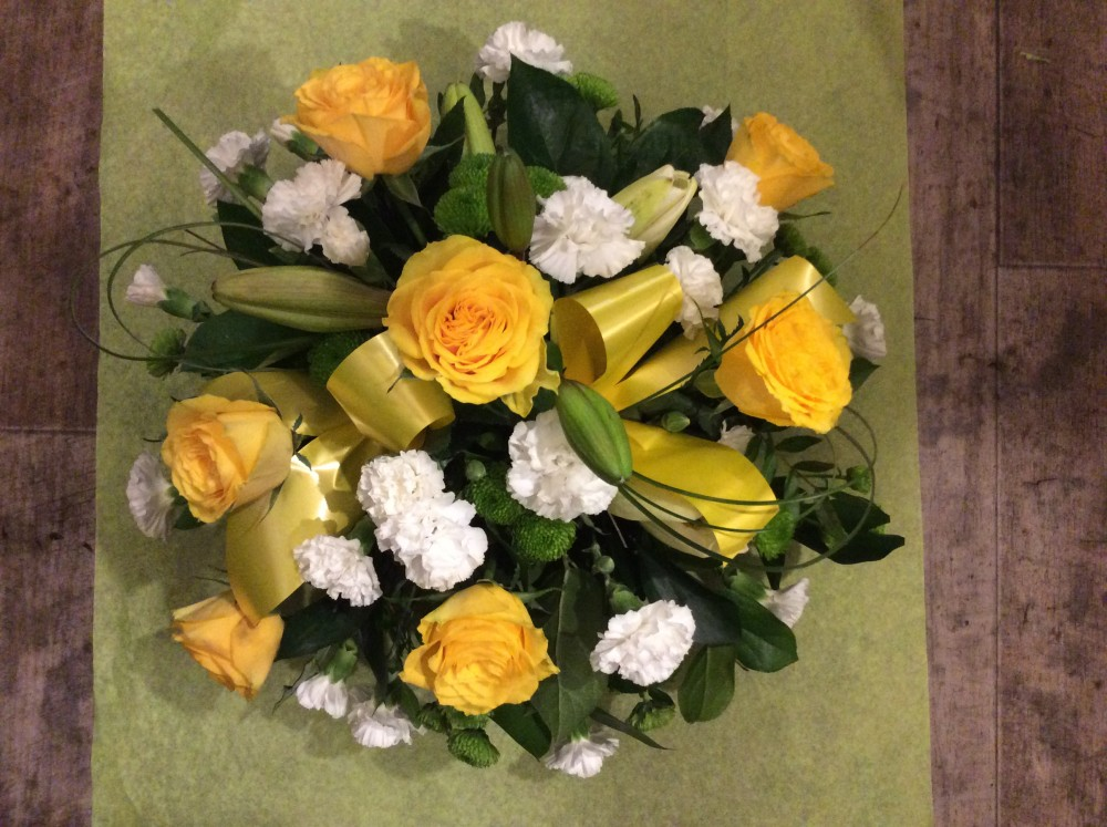 Yellow Posy